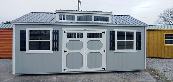 10 x 20 Utility Shed ONLY $99 Down-UDG110