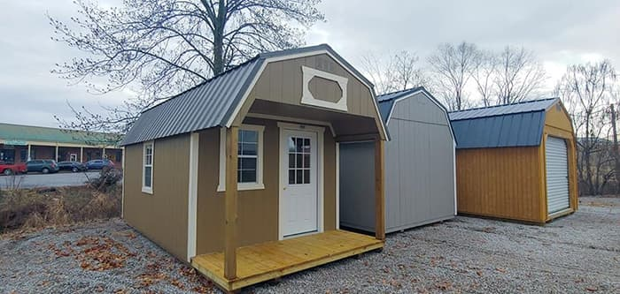 10 x 20 Lofted Cabin ONLY $99 Down -EPL020