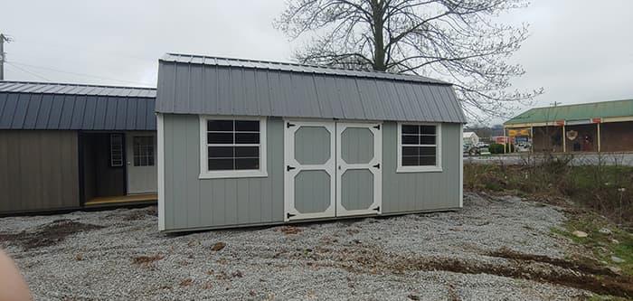 10 x 20 Lofted Building-GSB067