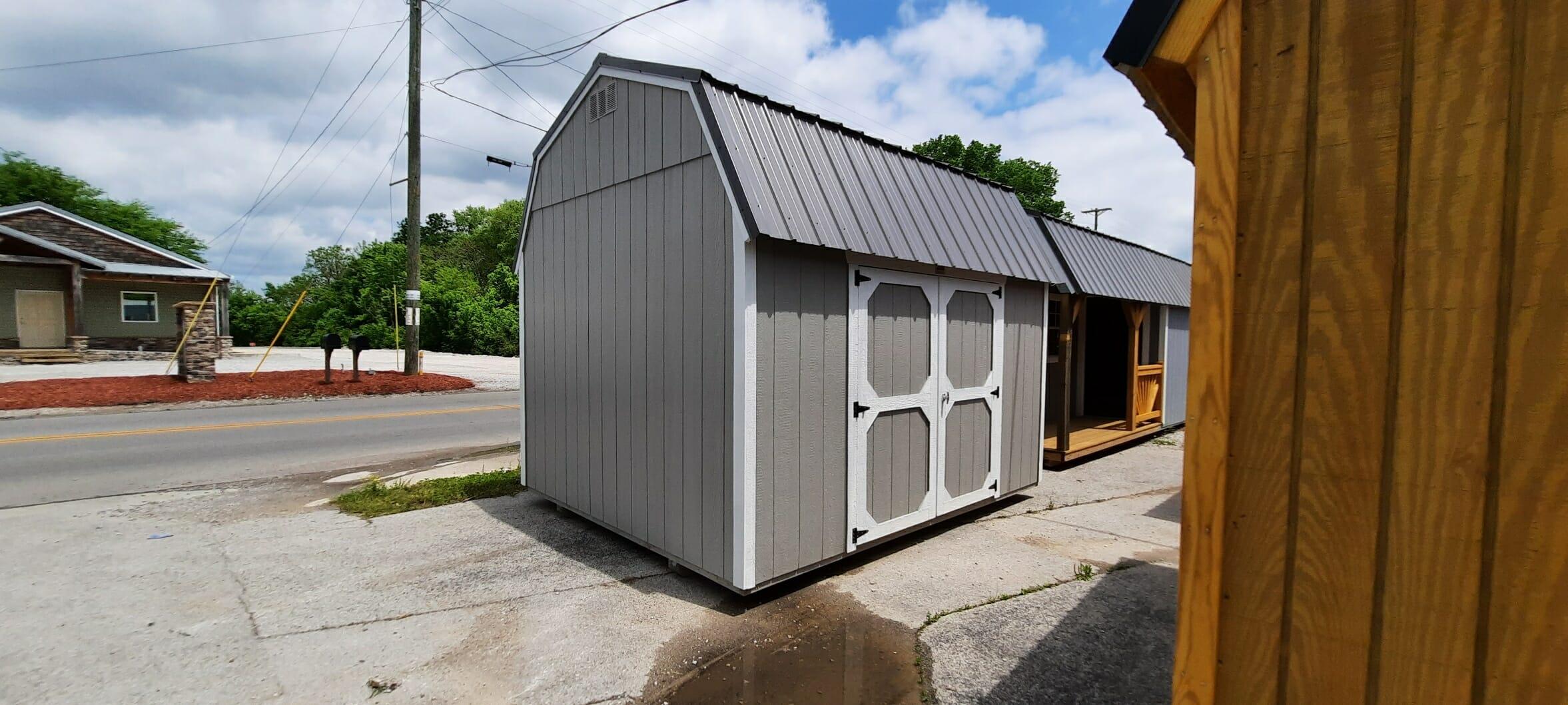 10 x 12 Lofted Building- GAP1012