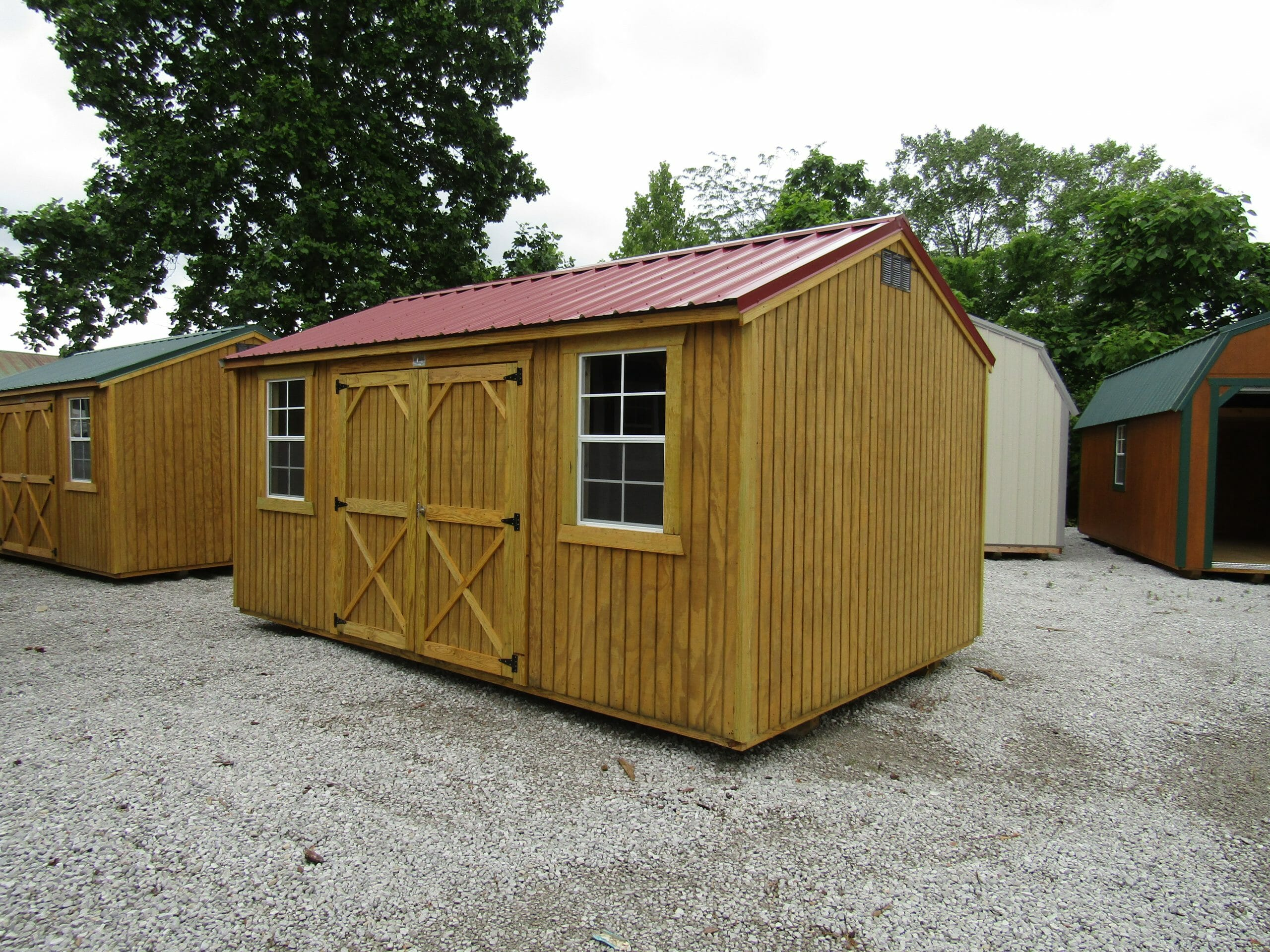 10 x 16 Utility Shed ONLY $99 Down- URT103
