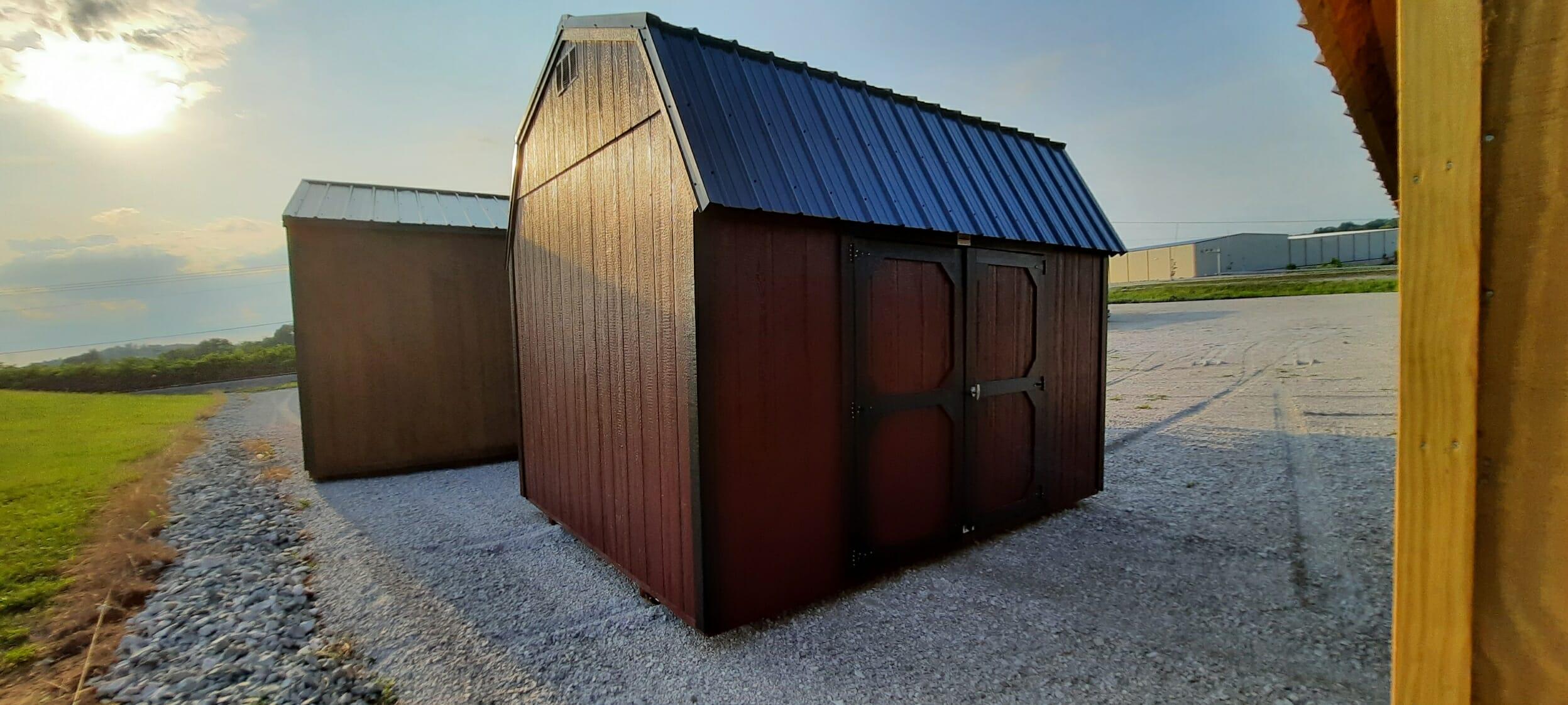 10 x 12 Lofted Building- PIN845