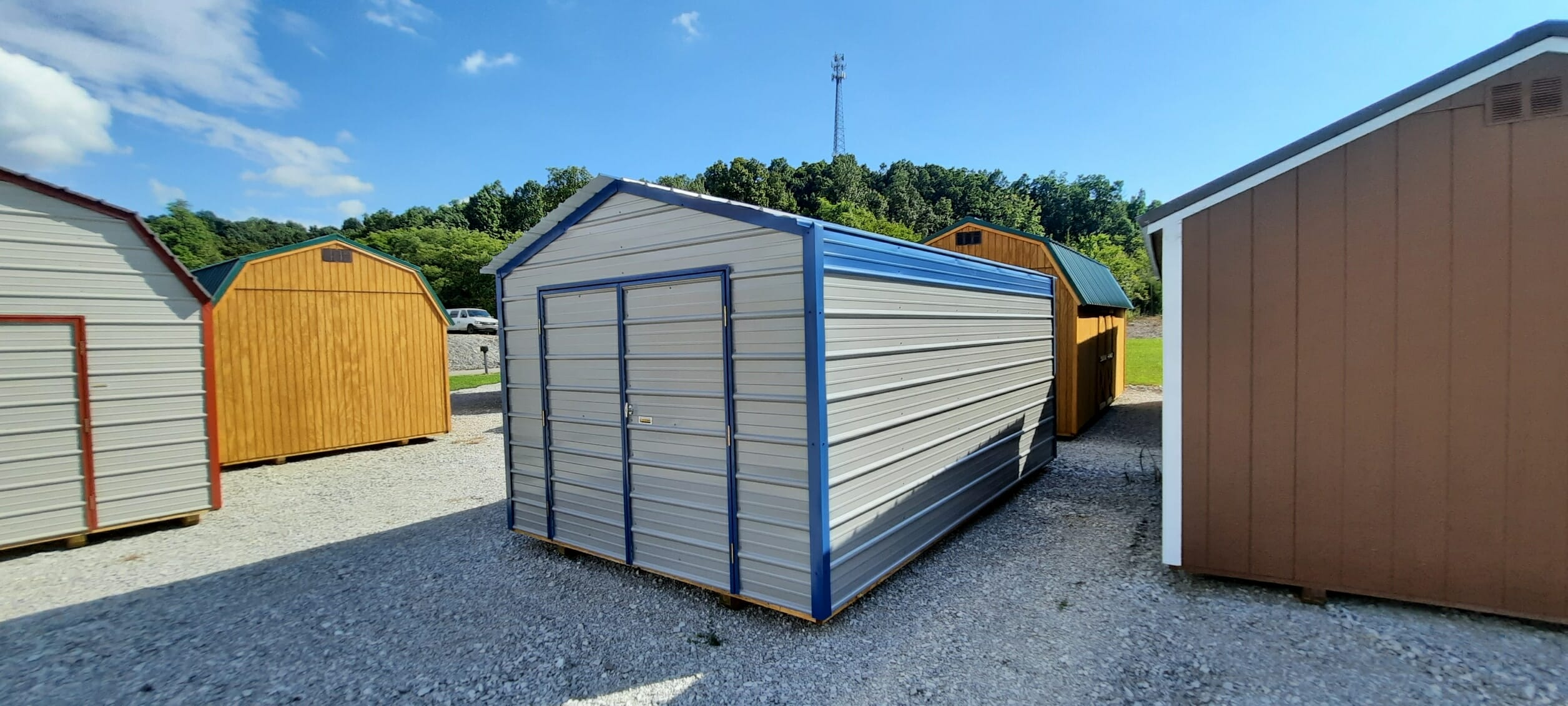 10 x 16 Metal Shed ONLY $99 Down- BLG842