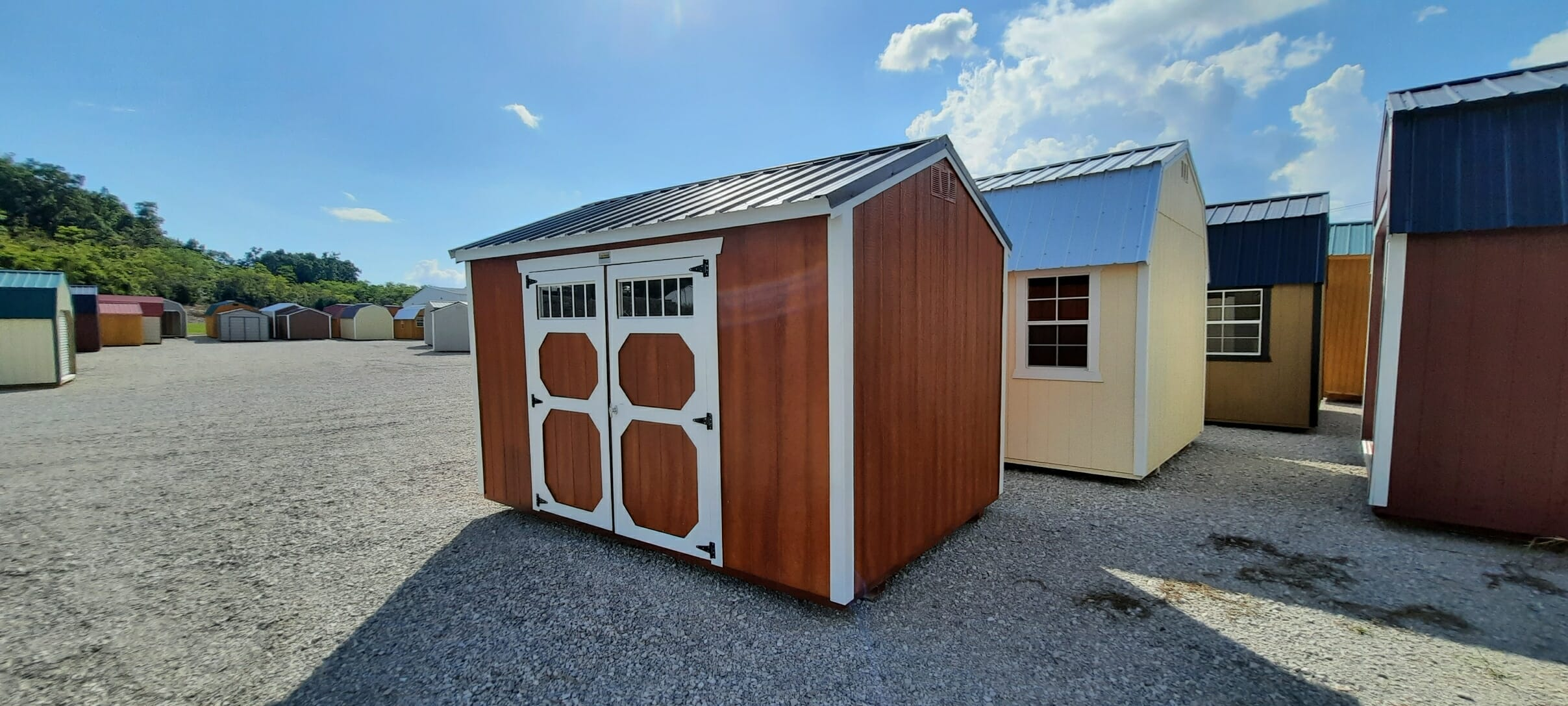 8 x 12 Utility Shed ONLY $99 Down- SU505
