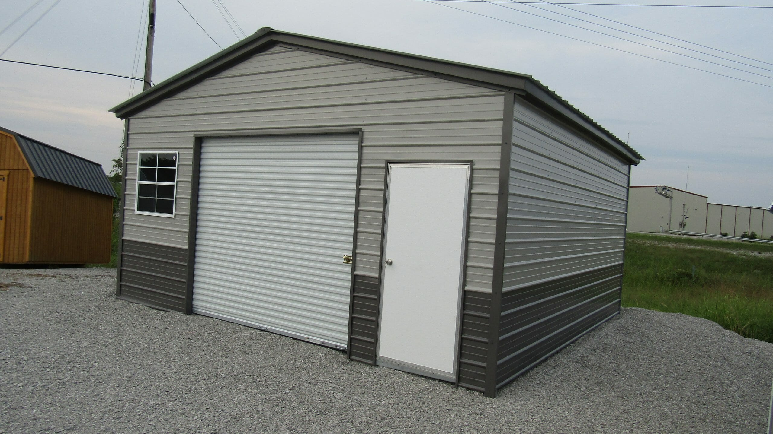 20′ x 21′ Garage- Summer Sale!!! Till Sept. 30th